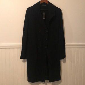 JAMES PERSE Los Angeles Black Coat 4 L XL NWT